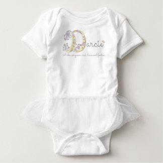 Nome das meninas de Darcie & significado da camisa