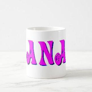 Nome de Ana Caneca De Café