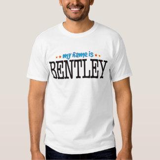 Nome de Bentley T-shirt