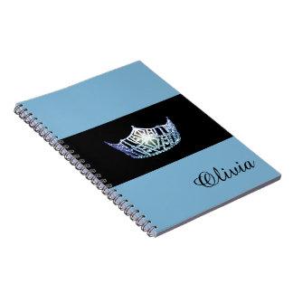 Nome do costume do caderno da coroa dos azuis