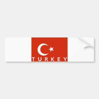 nome do texto do país da bandeira do peru adesivo para carro
