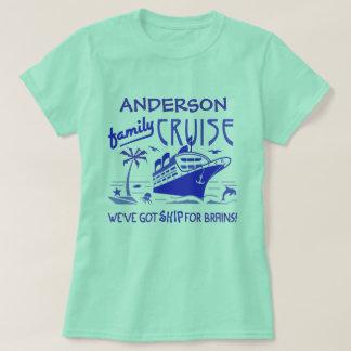 Nome feito sob encomenda engraçado V4 do navio | Camiseta