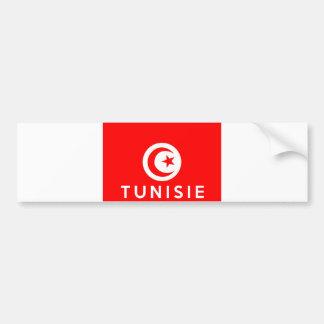 nome francês do texto do país da bandeira do adesivo para carro