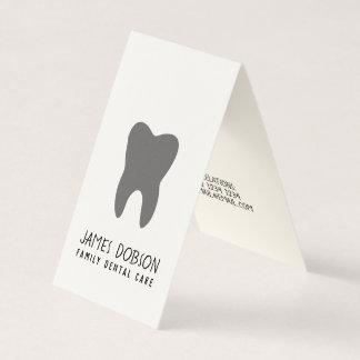 Nomeação bonito contemporânea original do dentista