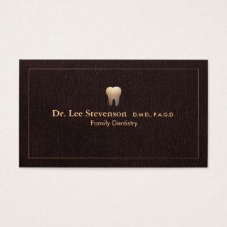 Nomeação elegante do escritório do logotipo do cartão de visitas