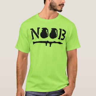 Noob - o t-shirt dos homens camiseta
