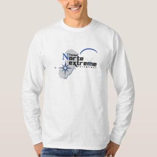 Norte Extreme Branca Camiseta
