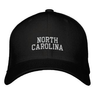 North Carolina Boné Bordado