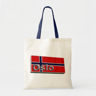 Noruega 3D+H Bolsa Para Compras