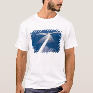 Noruega, og Fjordane de Sogn. Moinho de vento em Camiseta