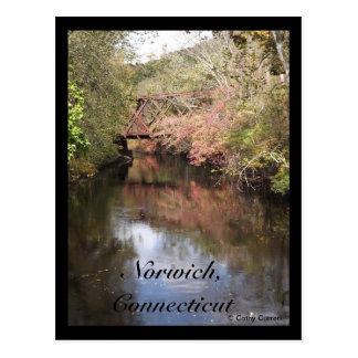 Norwich, Ct. Cartão
