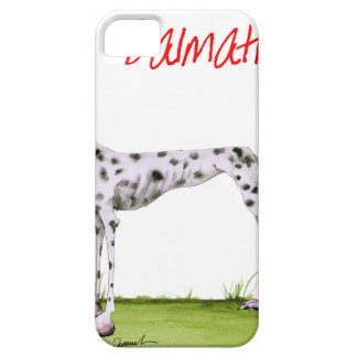 nós dalmatians do luv de Tony Fernandes Capa Barely There Para iPhone 5