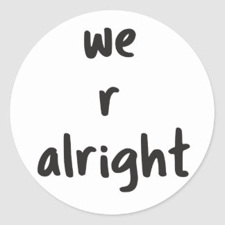 Nós de r etiqueta tudo bem
