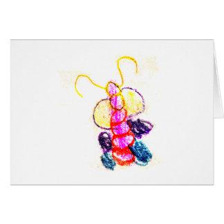 Nós estamos com você o jGibney de Caterpillar O Cartão Comemorativo