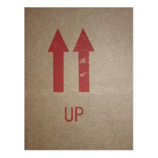 """""""Nós estamos movendo"""" o modelo do cartão"""