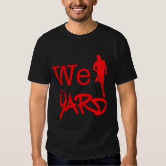 Nós funcionamos a jarda - Kappa Camisetas