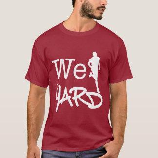 Nós funcionamos a jarda - Nupe II Camiseta