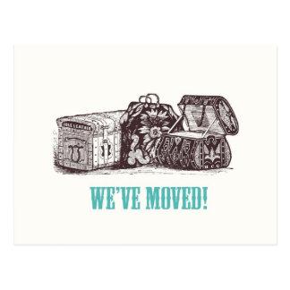 Nós movemo-nos! Cartão