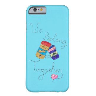Nós pertencemos junto capa de telefone