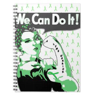 Nós podemos fazê-lo, caderno da doença da senhora