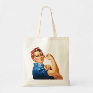 Nós podemos fazê-lo sacola do vintage bolsa tote