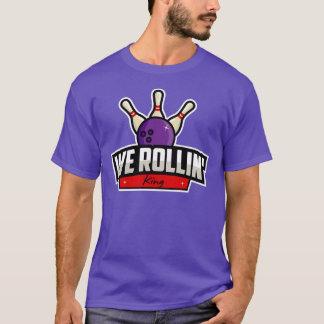 Nós Rollin - rei de Jeremy Camiseta