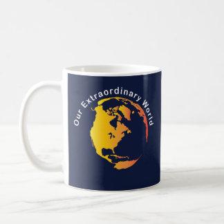 Nossa caneca de café extraordinária do mundo