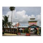 Nossa ilha de Bahama grande Bahamas do porto franc Cartão Postal