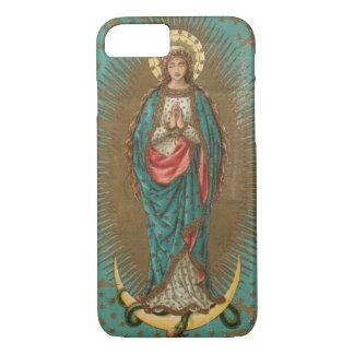 Nossa senhora da VIRGEM MARIA de Guadalupe Capa iPhone 7