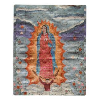 Nossa senhora de Guadalupe (versão do papiro)