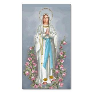 Nossa senhora de rosas da Virgem Maria do rosário