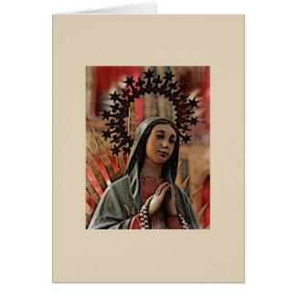 Nossa senhora do cartão vazio de Guadalupe