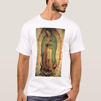 Nossa senhora do t-shirt de Guadalupe Camiseta