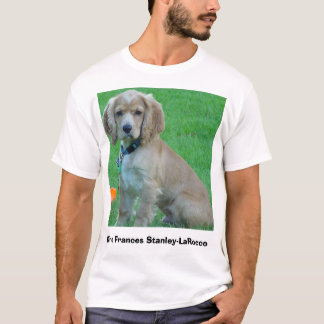 Nosso filhote de cachorro camiseta