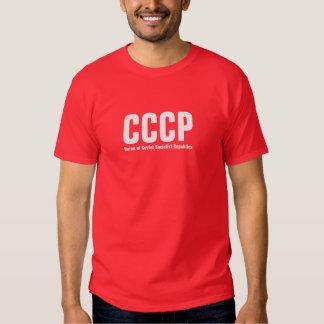 Nostalgia soviética T de CCCP Camiseta