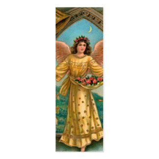 Nota do AMOR das bênçãos do anjo Cartão De Visita