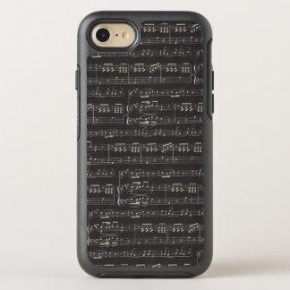 Nota Iphone 6/6s Otterbox da música Capa Para iPhone 7 OtterBox Symmetry