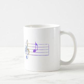 Nota musical A Caneca De Café