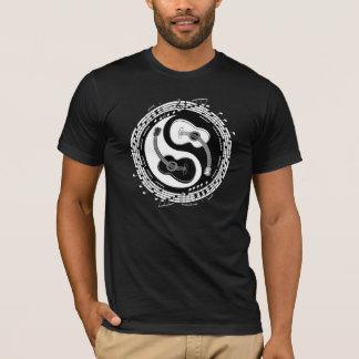Notação de Yin Guit Camiseta