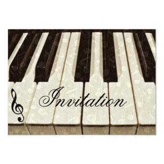 Notas & Keys_ da música Convites