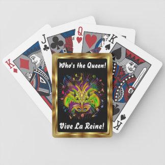 Notas Plse da opinião do estilo 3 da rainha do Baralhos Para Poker
