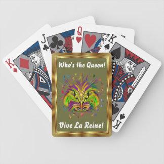 Notas Plse da opinião do estilo 3 da rainha do Jogo De Baralho