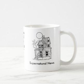Notícia sobrenatural, onde Beli… Canecas