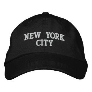 NOVA IORQUE - BONÉ BORDADO