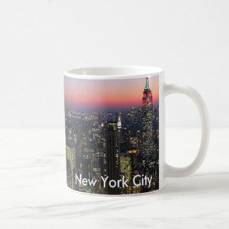 Nova Iorque - caneca de café