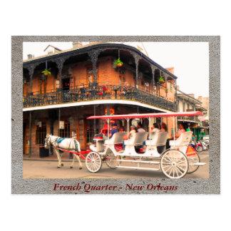Nova Orleães - cartão