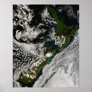 Nova Zelândia 3 Impressão