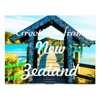 NOVA ZELÂNDIA - cartão