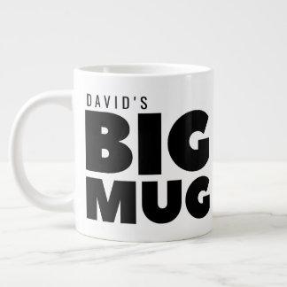 Novidade conhecida feita sob encomenda enorme caneca de café gigante