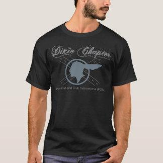 Novo-estilo-T do capítulo de Dixie Camiseta